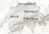 Standorte Schweiz